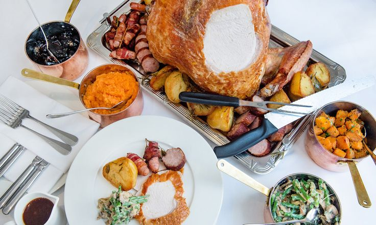 We've rounded up the best restaurants in London that have menus prepared for a delicious Thanksgiving spread —replete with all your necessary turkey, Bourbon cream, Sweet potato mash and cranberry jelly needs.