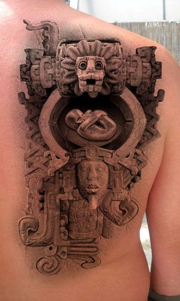 1000 ideas about mayan tattoos on pinterest geometry for Mayan tattoos designs