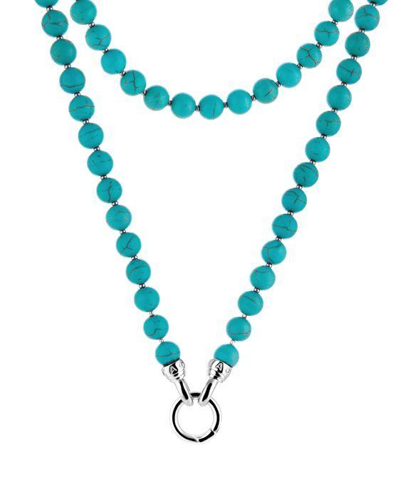 KAGI Turquoise Convertible Necklace