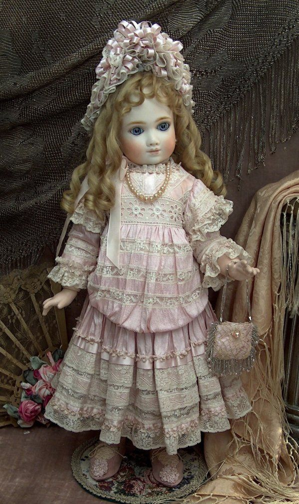 Mary Benner doll, fabulous!!