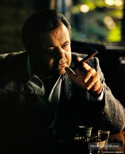 Paul Sorvino as Paulie Cicero in Goodfellas