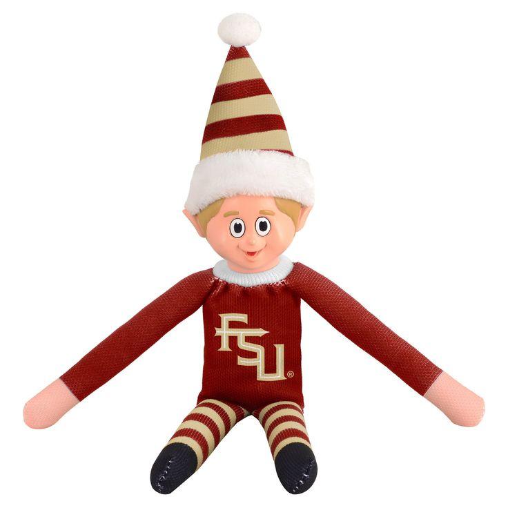 NCAA Florida State Seminoles Holiday Elf