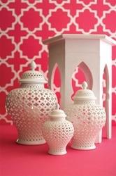 decorative lanterns. pretty.