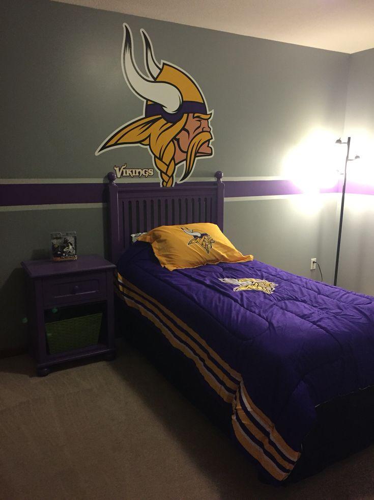 Viking Baby Bedroom: 35 Best My Vikings Room Ideas Images On Pinterest