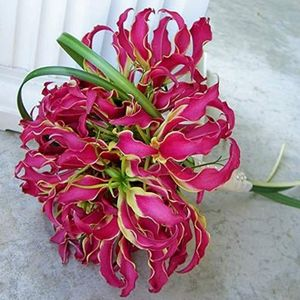 Gloriosa Lily Bouquet