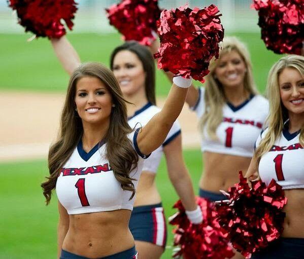 Houston texans cheerleader delaney dating