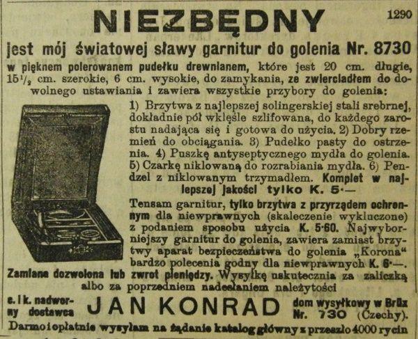 Stare reklamy