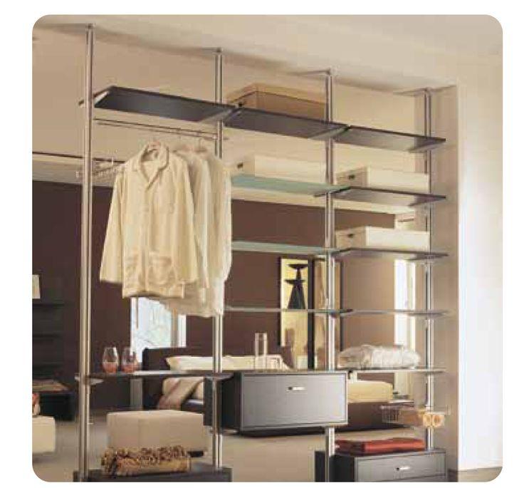 18 best Cabina armadio images on Pinterest   Bedroom ideas, Master ...