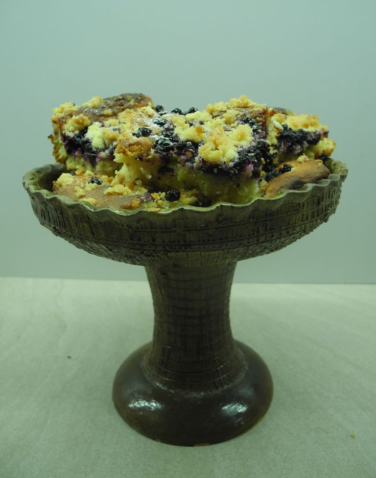 Blueberry cake- traditional cake