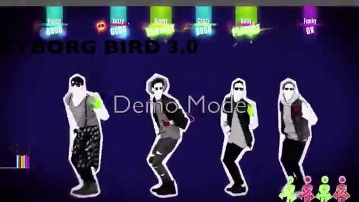 how to mirror in just dance
