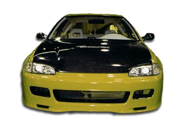 1992-1995 Honda Civic HB Duraflex Spoon Style Body Kit - 4 Piece