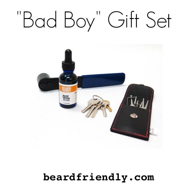 Do you need gift ideas for the #bearded man? We can help with that!