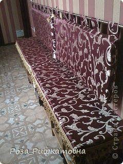 Вот такой импровизированный диван теперь живет в моей прихожей. фото 1