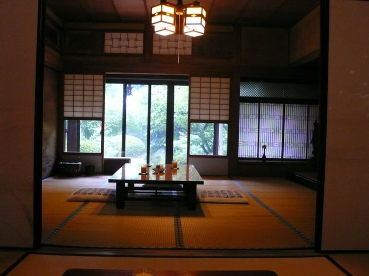 17 best images about beautiful asian interiors on for Traditional japanese interior