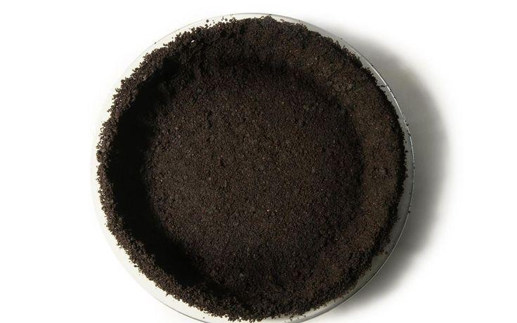 A classic chocolate cookie pie crust recipe. - nabisco famous chocolate wafers