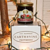 Red Bell pepper Ancho Chili Jam Gift Box