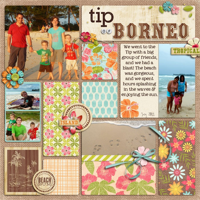 83 Best Images About Scrapbook Layouts