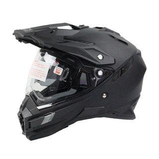 Oneal 2018 Sierra Dual Sport Matte Black Helmet