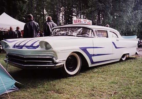 #kustom#ford#1957 by pan055