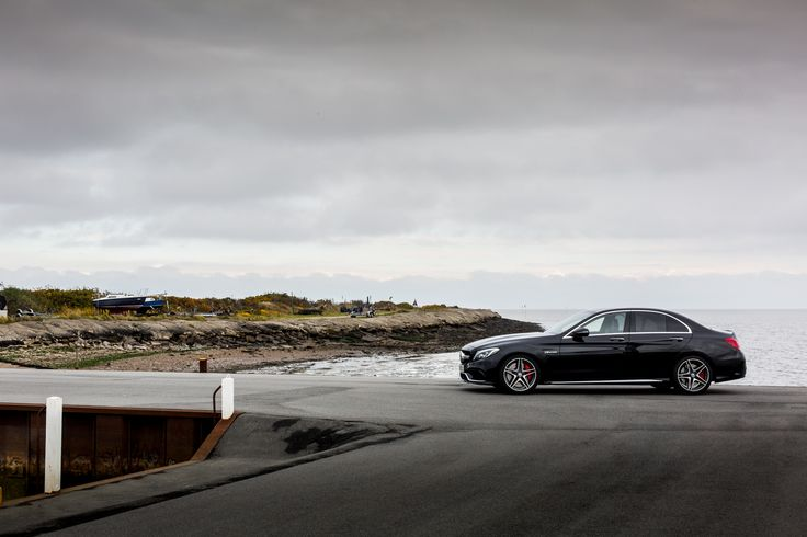Seaside.  Photo by Christopher Busch (www.christopher-busch.com) for #MBsocialcar [Mercedes-AMG C 63 S | Fuel consumption combined: 8.6 l/100km | combined CO₂ emissions: 200 g/km | http://mb4.me/efficiency_statement]