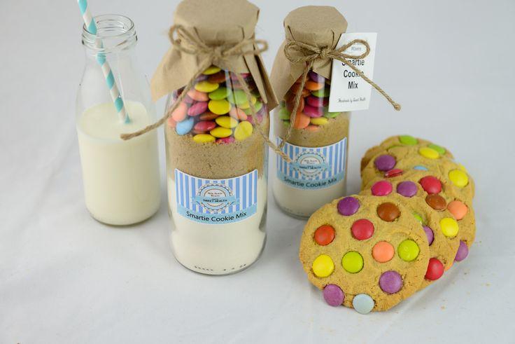 Smartie Cookie Mix by Sweet Health. www.sweethealth.com.au