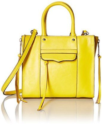 Happy mother's day! Buy the best gift for your lovely mother at the cheapest price ever! Rebecca Minkoff Side-Zip Mab Tote Mini Cross-Body Bag