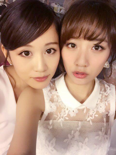 Acchan & Takamina #AKB48 #AKB10