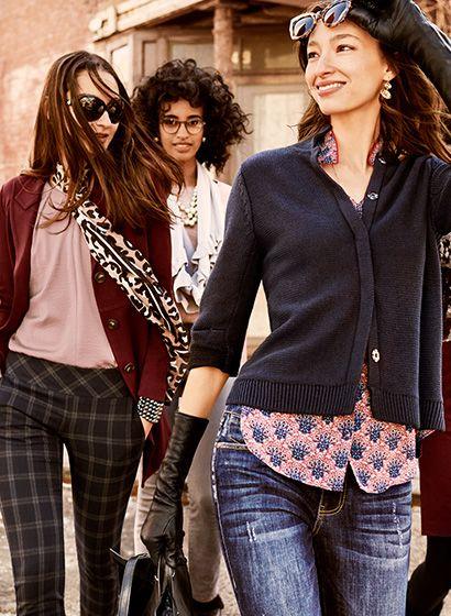 70e6d262d Cabi Spring 2019 Clothing Campaign | CAbi Fall 2018 | Fashion ...