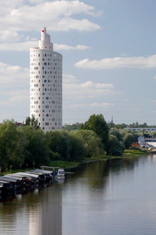 Architects: Künnapu & Padrik Architects Location: Tartu, Estonia Structural Engineering: TARI Builder: Nordecon Ehitus Year: 2008 Photographs: Reio Avaste