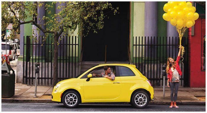 Fiat of wilmington new fiat used car dealership in for Showen motors wilmington ohio