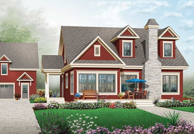 Farmhouse Modern Cottage style house plan offering lots of natural light. - 21681DR | 1st Floor Master Suite, Butler Walk-in Pantry, CAD Available, Canadian, MBR Sitting Area, Media-Game-Home Theater, Metric, PDF, Traditional | Architectural Designs