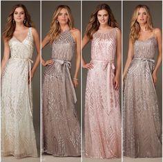 Sequin bridesmaid dresses - Weddingbee
