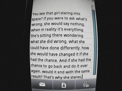 that girl: Life Quotes, Thoughts, That Girls, Inspiration, Girls Generation, Vanities, Afraid Of The Dark Quotes, Truths, Scared To Fall In Love Quotes