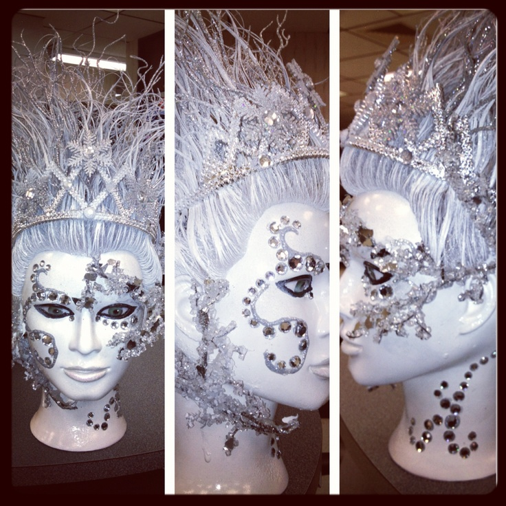 Halloween fantasy mannequin!