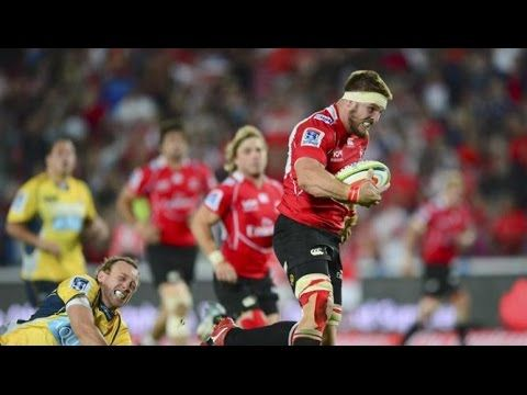 """Jaco Kriel Tribute 2015 ᴴᴰ """"The Destroyer"""" SUPER RUGBY 2015 HIGHLIGHTS"""