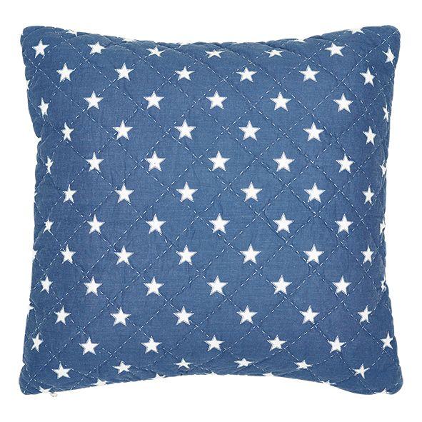 Poszewka Star indigo