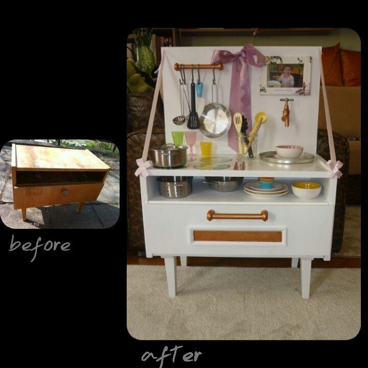 DIY playing kitchen by Monika Tobias. http://doitmonly.blog.hu