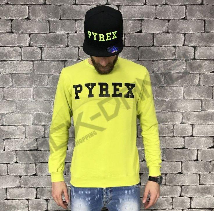 FELPA PYREX LIME ART.PE17-28313-LI