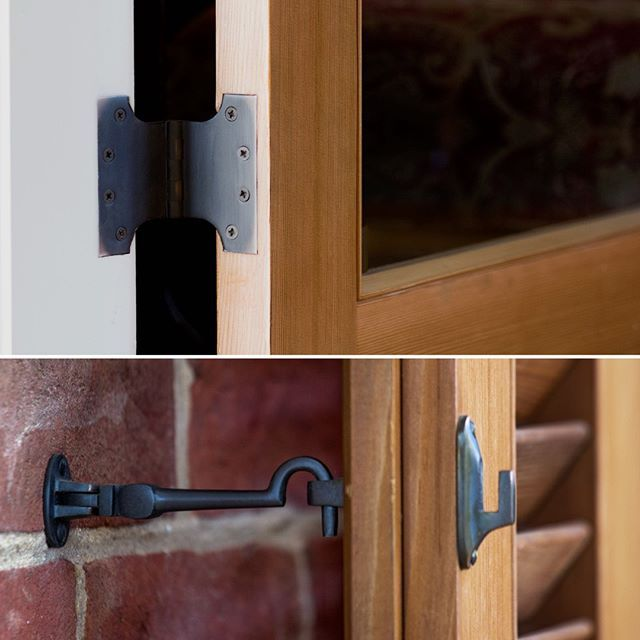 We are way more than just door handles! Parliament hinges and cabin hooks are just a small selection of the massive range of architectural fittings that we provide in 6 different finishes. Shown here in Antique Copper. ~~~~~~~~~~~~~~~~~~~~~~~~~~~~~~~~~~~~~~~~~~ Download our brochure at www.tradco.com.au | Call 08 8362 1133 or email sales@tradco.com.au for wholesale and stockist enquiries ~~~~~~~~~~~~~~~~~~~~~~~~~~~~~~~~~~~~~~~~~~#tradcohardware #architecturalhardwaredesigns…