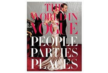 Art & Fashion collide in this lavishly illustrated volume that features trendsetters and tastemakers from the pages of Vogue.