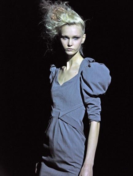 Creación de Yu Amatu en la Semana de la Moda de Tokio