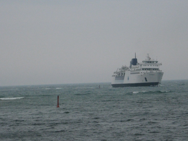Chi-Cheemaun Ferry between Tobermory and Manitoulin Island