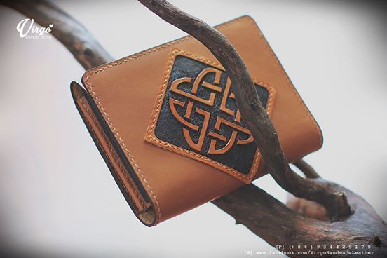Bi-fold Wallet | Handmade leather Wallet | Handcrafted Wallet #NEW