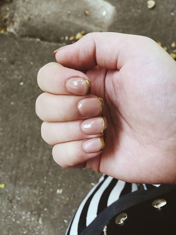 Nails autumn🍁