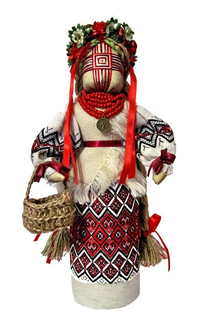 Author' s Doll-motanka Anna - Tatiana Belokrylets Stepanovna - Arts-UA.com