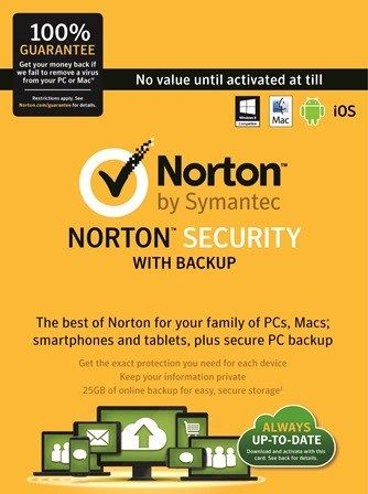 norton antivirus free download with licence key