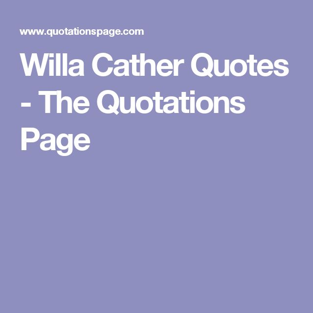 an autobiography of willa cather My antonia study guide contains a biography of willa cather, literature essays, a complete e-text, quiz questions, major themes, characters, and a full summary and.