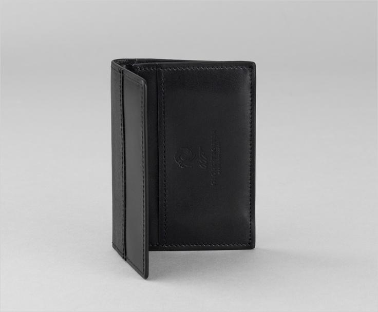 Globe-Trotter James Bond Leather Card Holder £115