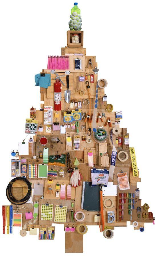 1000 Images About Alternatieve Kerstbomen On Pinterest