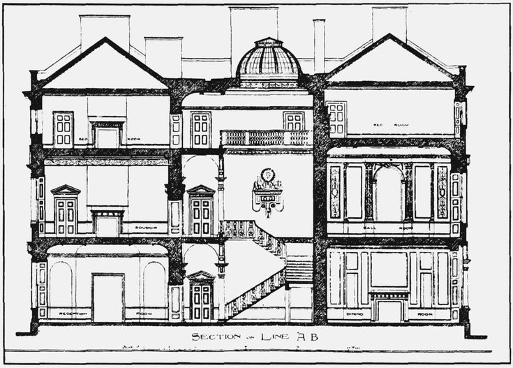 75 best british mansions 18th century images on for 18th century house plans